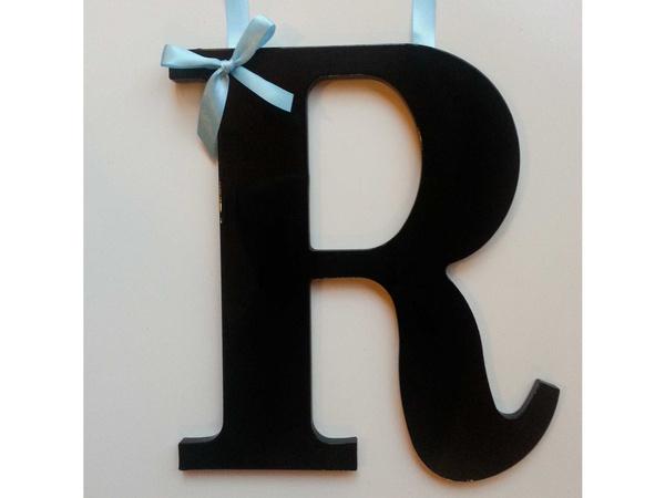 Wish | Wooden Letters - Wall Letter - Nursery Letters - Wall Decor ...