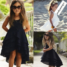 Summer, Fashion, Lace, for girls