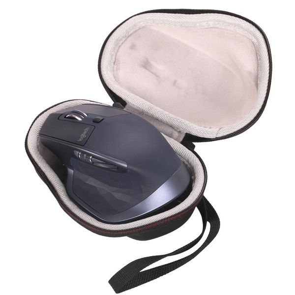 LTGEM for Logitech MX Master / Logitech MX Master 2S Wireless Mouse EVA  Hard Protective Case Carrying Cover Storage Bag