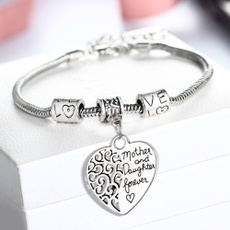 lettering, Love, Jewelry, Chain