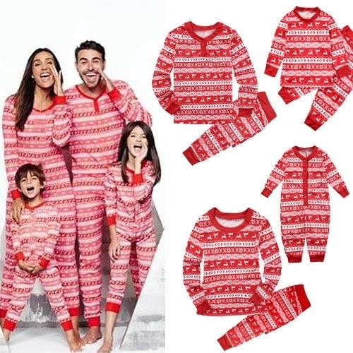 Купить Оптом Семья Соответствия Пижамы Взрослых Детей Мать Отец ... 413a16f5c8ea8