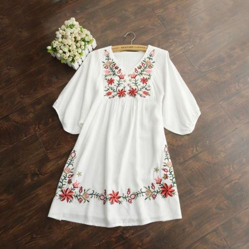 blouse, Mini, Fashion, mexican