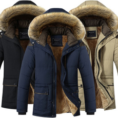 Down Jacket, Plus Size, Winter, padded