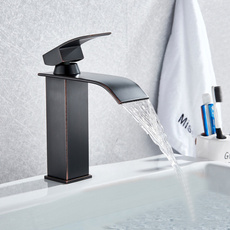 Bathroom, bathroomvanityfaucet, oilrubbedbronzefaucet, sinkmixertap
