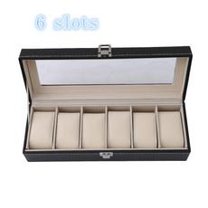 case, Box, Fashion, watchstorage
