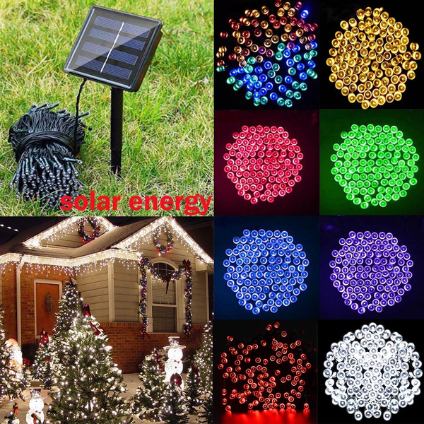 solar christmas decorations wish
