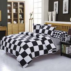 bettwäschegesetzt, ensembledeliterie, checkered, checkeredpattern