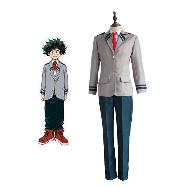 Boku No Hero Academia Cosplay Costume Asui Tsuyu Yaoyorozu