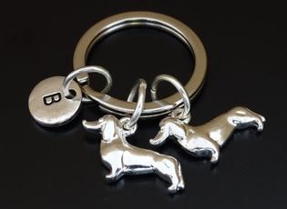 monogram, Key Chain, inspirational, pursekeychain