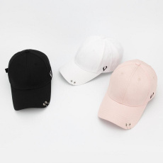 Summer, Outdoor, Cap, hatletter