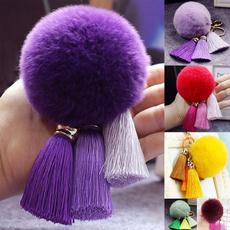 Tassels, Fashion, fur, Keys