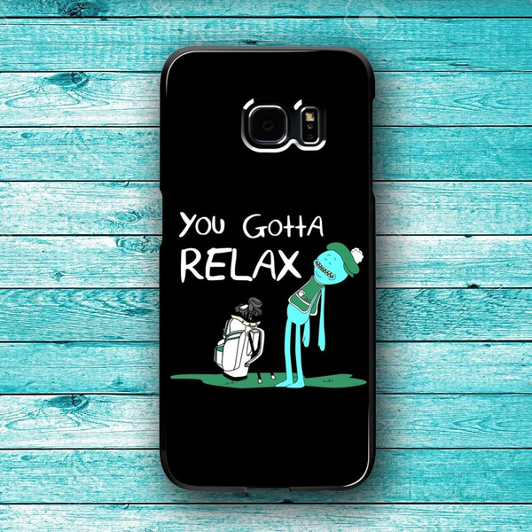 You Gotta Relax iphone case