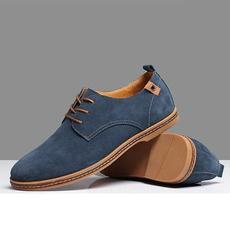 flatsampoxford, Men's Fashion, menflatshoe, leathershoesformen