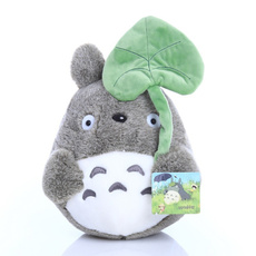 My neighbor totoro, Toy, leaf, kidscattoy