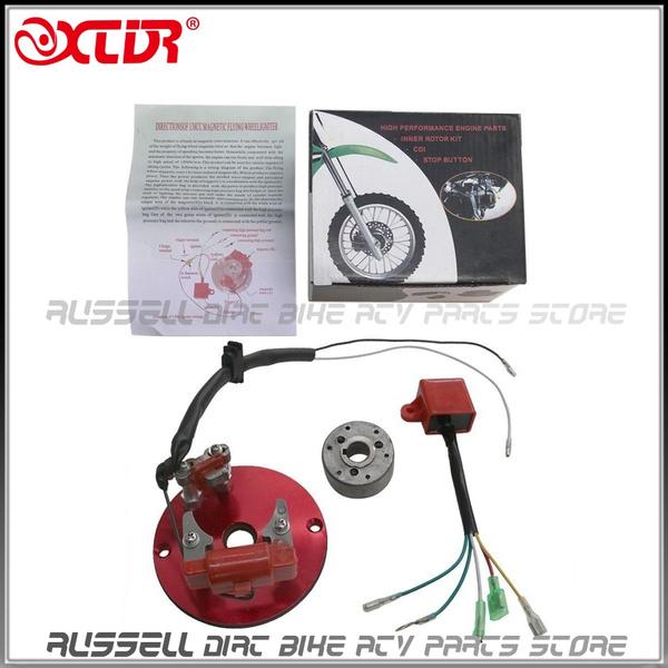 Racing Stator Magneto Racing Inner Rotor Kit For CRF50 CRF 50 XR XR50 110CC 125CC 140cc Dirt Pit Bike | Wish