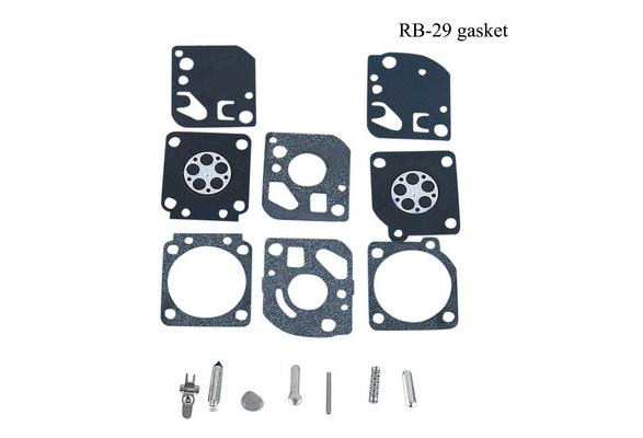 Carburetor Carb Rebuild Kit Fit For Zama RB-29 Ryobi 26cc 30cc Trimmer Tool Hot