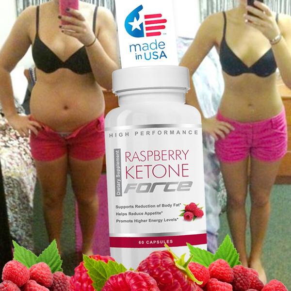 Raspberry Ketone Force Natural Weight Loss Pills Burn Fat Wish