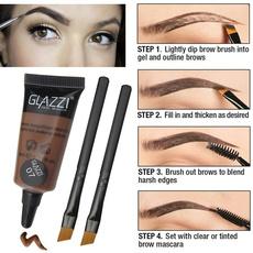 Makeup Tools, eyebrowdye, Beauty, dyecreameyebrow