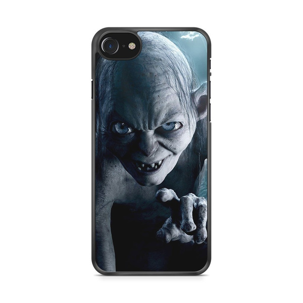 new york 93ad5 29d8a Gollum Lord Of The Rings Cell Phone Case Cover for All IPhone and Samsung