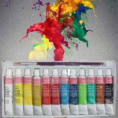 Art Supplies, professionalacrylicpaintsset, art, paintingsupplie