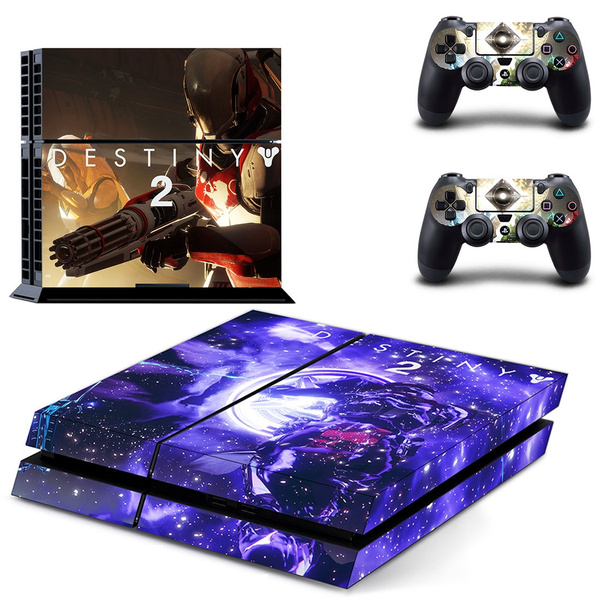 Destiny 2 Cover Skin Sticker Decals For Playstation 4 PS4 Console For PS4  Controller Skin Gifts