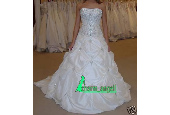 womens wedding dresses cheap bridal gown
