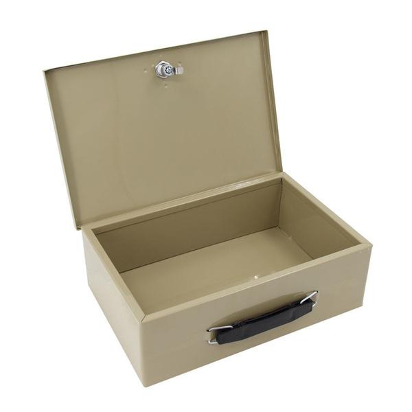 High quality Fireproof Security Safe Lock Box Hidden Gun Safe Storage  KeyLock Case Jewelry