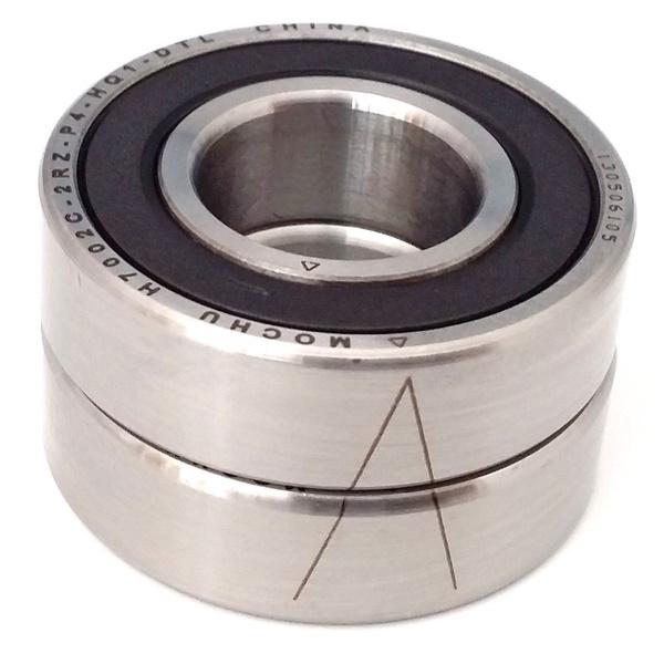 1pair 7002 7002C H7002C-2RZ-P4-HQ1-DTL 15x32x9 SI3N4 Ceramic Ball Sealed  Angular Contact Bearings Speed Spindle Bearings CNC ABEC-7