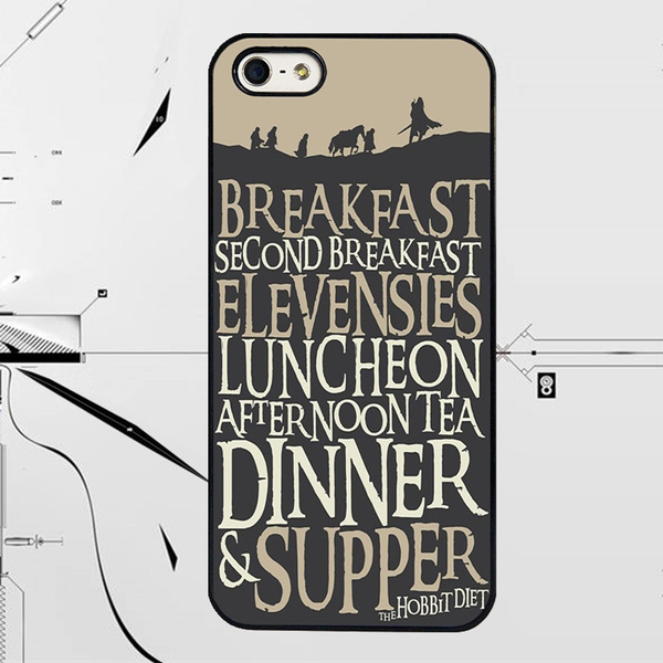 best sneakers 63264 db70e The Hobbit Lord Of The Rings Phone Case Cover For Samsung Galaxy S And  Iphone 4s 5s 5c 6s 6+