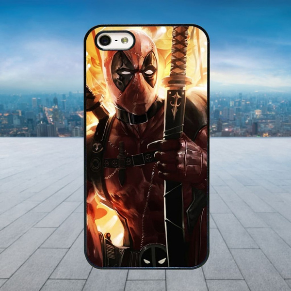 cover samsung s4 deadpool