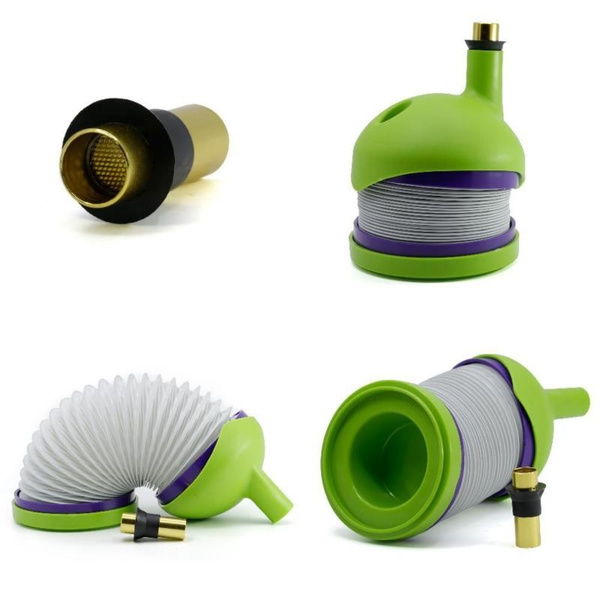 High Quality Gift Creativity Filter Easy To Clean Multifunction Glowing  Water pipe Filter