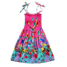 girls dress, Fashion, Floral print, Princess