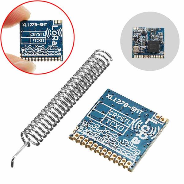 433 LoRa SX1278 Long Range RF Wireless Transceiver Module SX1276 5Km For  Arduino