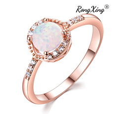 cute, Engagement, wedding ring, gold