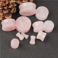 earletsampfleshtunnel, Stone, quartz, Jewelry