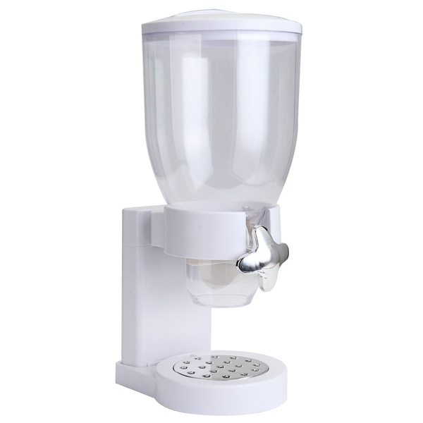 Wish Single Cereal Dispenser Machine Dry Food Rice Storage