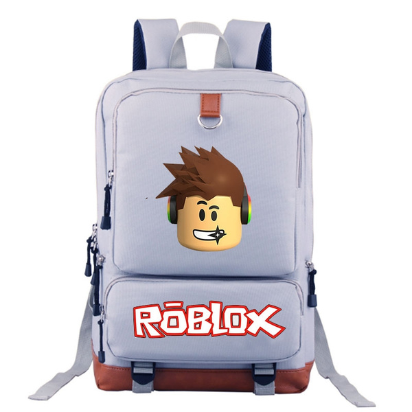 Really Fun ROBLOX School bag casual backpack Student School Bags travel  Shoulder Bag Laptop Bags Daily backpack
