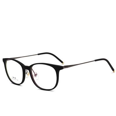 Wish   Fashion Vintage Lady Round Prescription Glasses Frame Women ...
