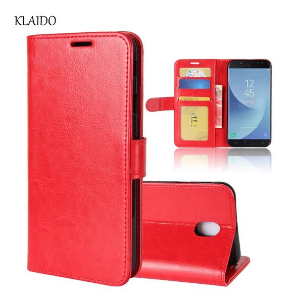 8fbcbd7f6b6 KLAIDO Luxury Case for Samsung Galaxy J5 2017 Case J530 J5 Pro 2017 Flip  Cover Wallet Cases for Samsung J5 2017 Phone | Wish