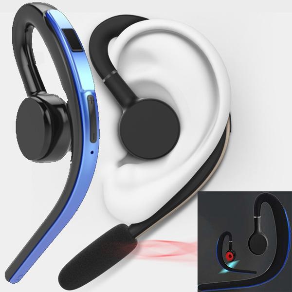 Wireless Business Bluetooth Headphone Voice Headset Bluetooth Headset Headphone Earpiece Wish
