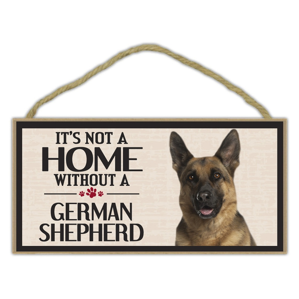 Wood Sign It/'s Not A Home Without A SAMOYEDDogs Gifts Decorations