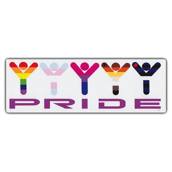 bisexual bumper stickers