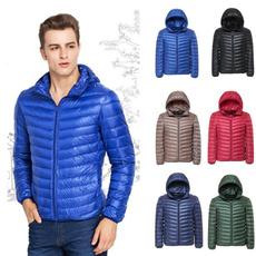Down Jacket, Collar, Fashion, Winter