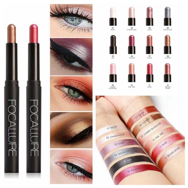 eyeshadowpen, pencil, highlighterstick