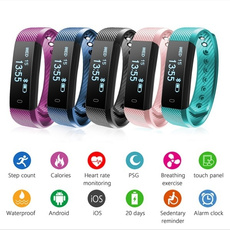 bluetooth fitness tracker bracelet