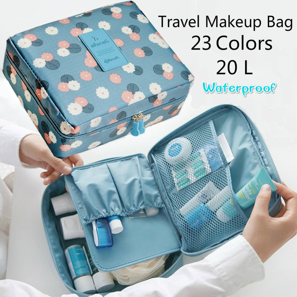 case, clutch purse, Makeup bag, Waterproof