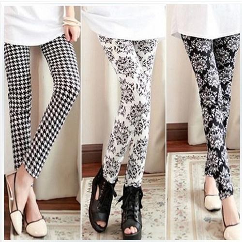 0a765644269cc Black Milk New Maze Print Pacman Women Leggings fitness Skinny Long leggins  women pant KDK1394 | Wish