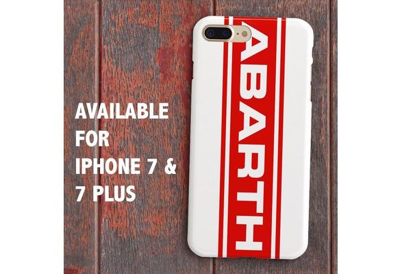 new arrival 65d75 52405 Classic Abarth Flat 500 Phone Case   Apple Iphone 6/6s 6/6s Plus 7 7plus  Samsung Galaxy S6 S8 S6edge S7 S7edge