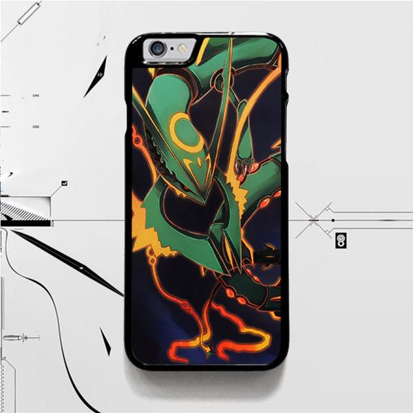 Pokemon Shiny Rayquaza iphone case