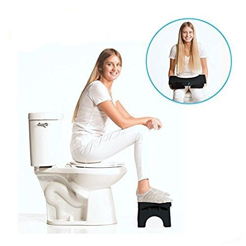Peachy Folding Squatting Stool The Only Foldable Toilet Stool Convenient And Compact Great For Travel Fits All Toilets Folds For Easy Storage Use In Machost Co Dining Chair Design Ideas Machostcouk